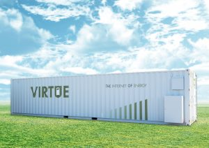VIRTUE unit on grass 300x212 - Battery Storage